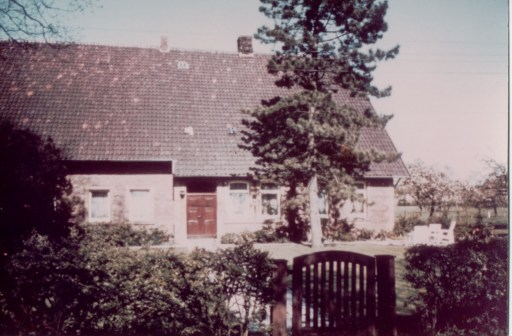 front of Hof Boberg farmhouse