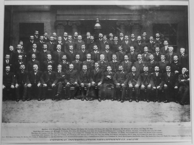 1904 Glasgow Police