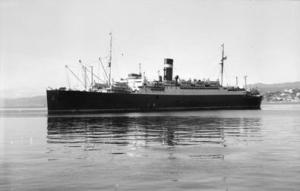 SS Letitia