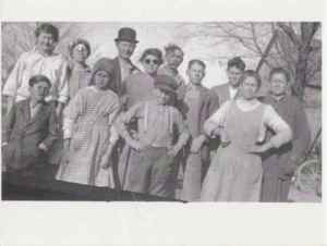 Lawrence and William Miller Families